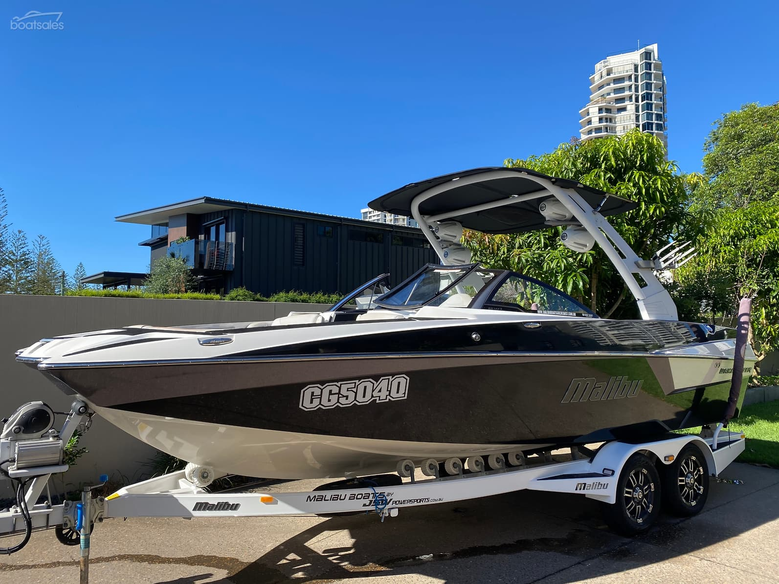 Malibu boats Gold Coast