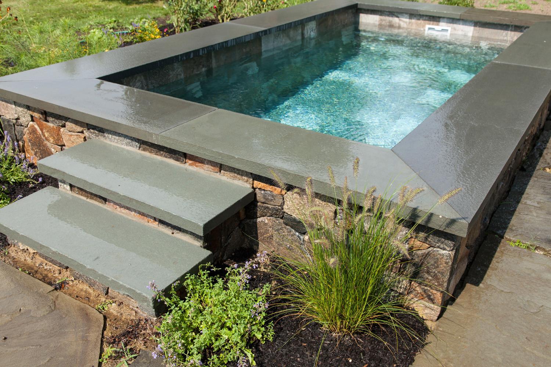 Concrete Plunge Pools
